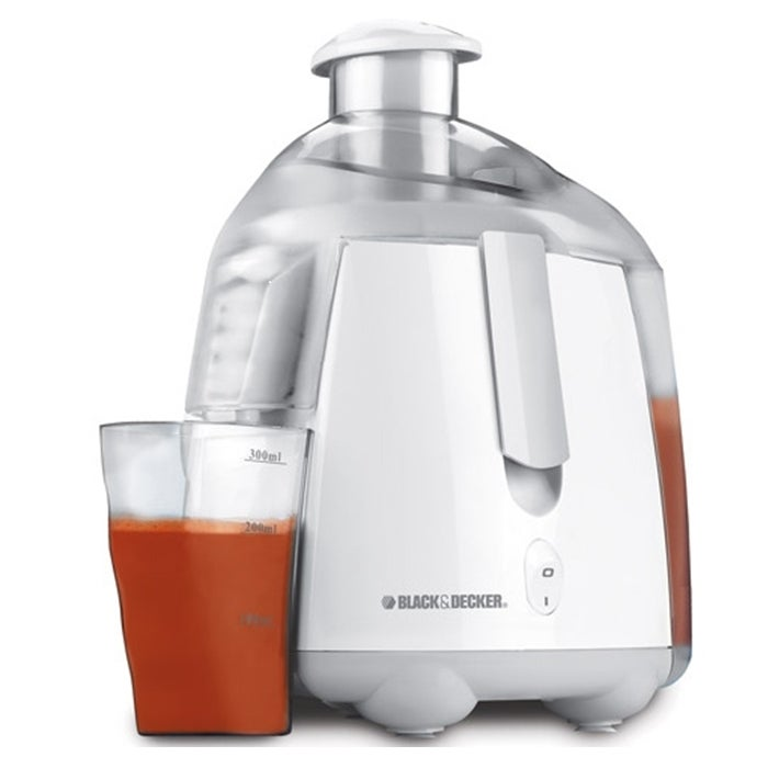 Black & Decker JE2100 Fruit and Vegetable Juice Extractor (Refurbished)