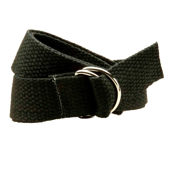 Raven Kids D-Ring Belt