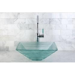 Crystal Bathroom Vessel Sink - Thumbnail 0