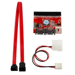 INSTEN SATA to IDE/ IDE to SATA 2-in-1 Converter Cable