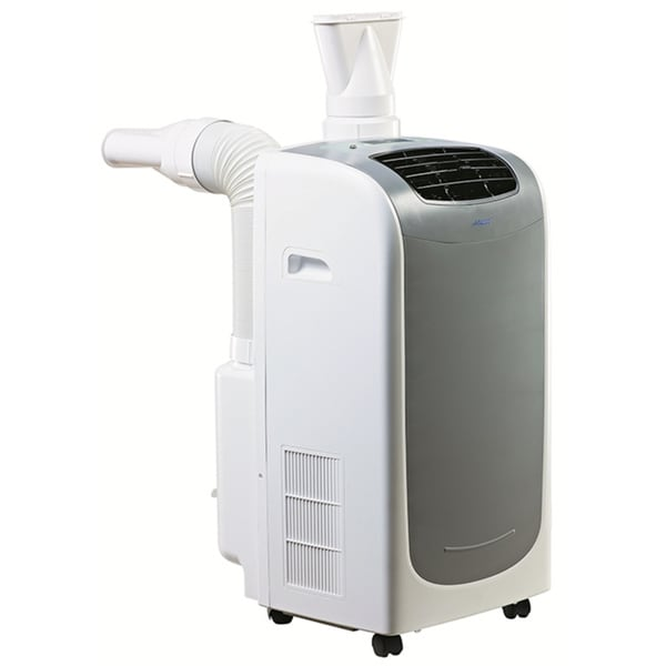 Shop Midea 12 000 Btu Portable Air Conditioner Free