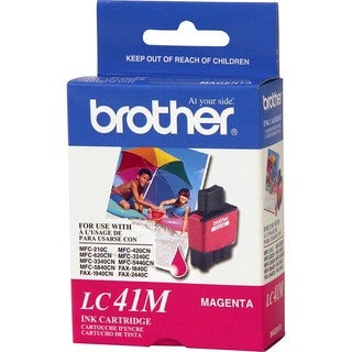 Brother LC41M Ink Cartridge