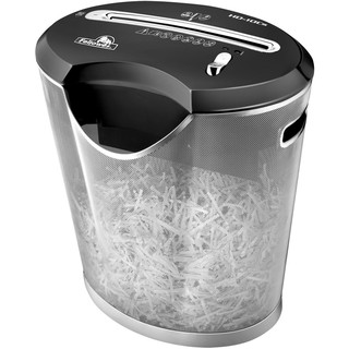 Fellowes Powershred® HD-10Cs Cross-Cut Shredder