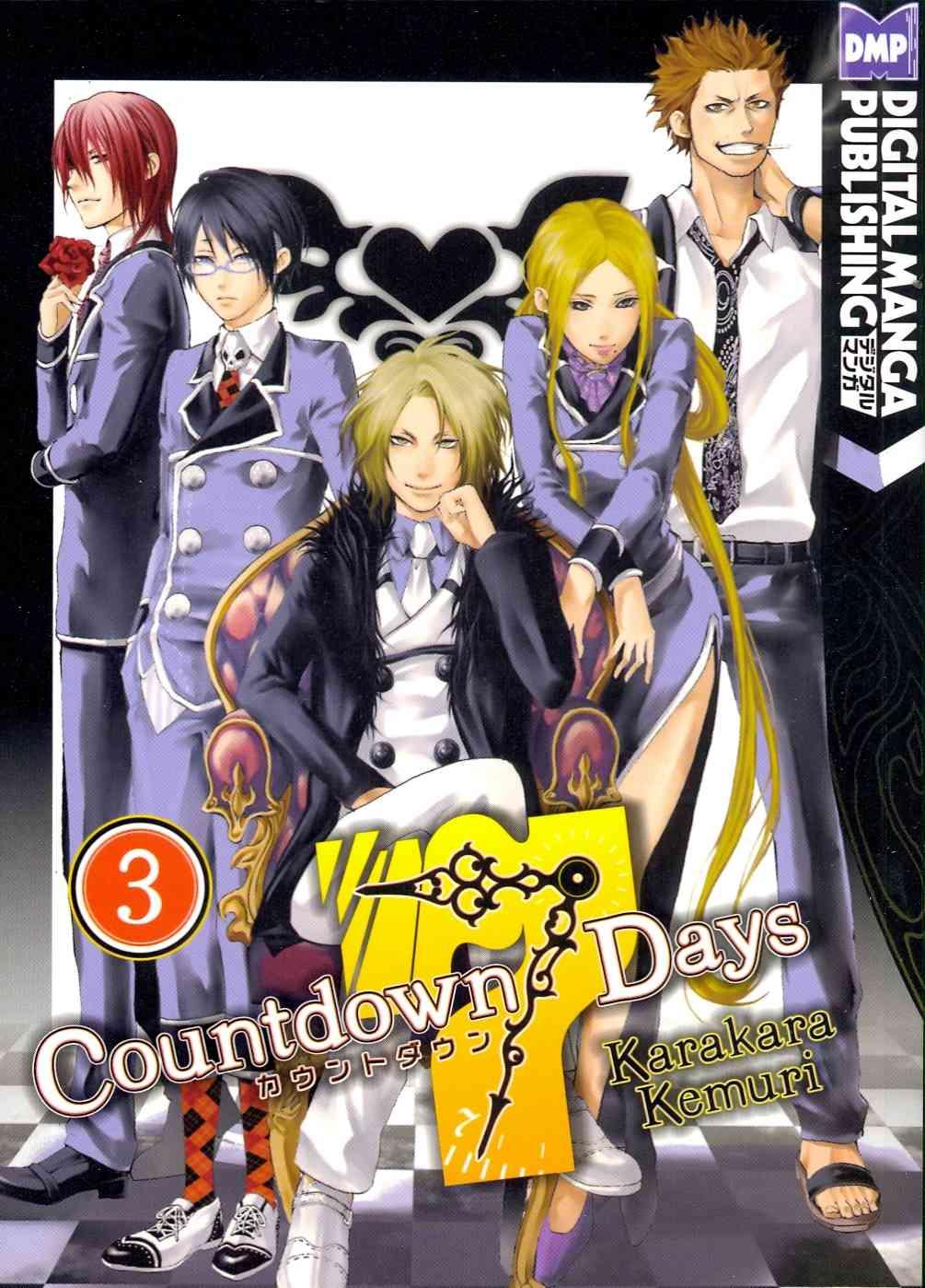 Countdown 7 Days 3 (Paperback)