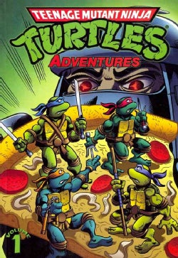 Teenage Mutant Ninja Turtles Adventures 1 (Paperback)