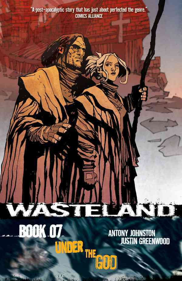 Wasteland 7: Under the God (Paperback)