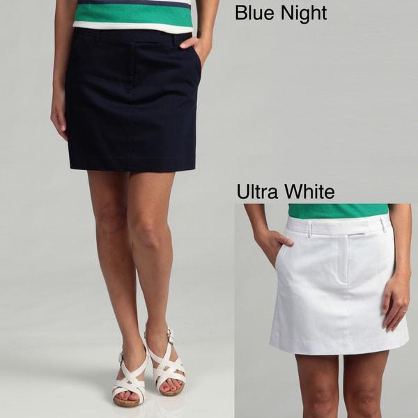 Vince Camuto Women's Angle Pocket Skirt