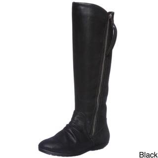 Report Women's Alize Side Zip Boots FINAL SALE