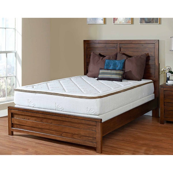 PureLife Herrington 10-inch Full-size Memory Foam Mattress