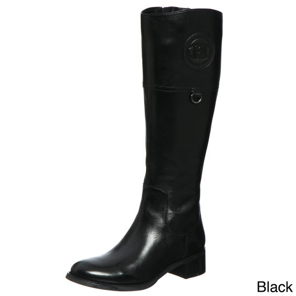 Etienne Aigner Women's 'Chastity' Riding Boots