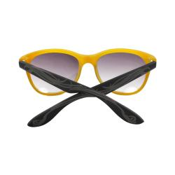 Unisex Black/ Gold Fashion Sunglasses