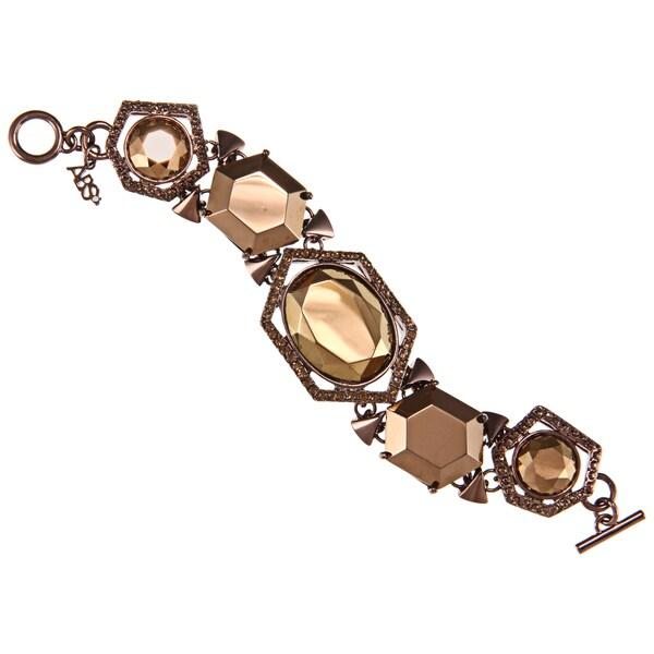 ABS by Allen Schwartz Bronze 7.5-inch Bracelet