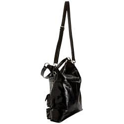 Hobo International Oversized Explorer Black Shoulder Bag
