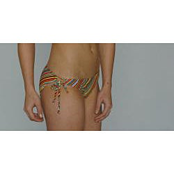 Island World Junior's Euro Stripe Bikini - Thumbnail 2