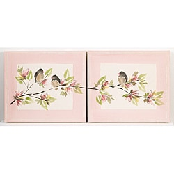 Cotton Tale Nightingale Wall Art