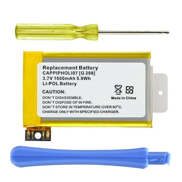 INSTEN Compatible Li-ion Battery with Tools for Apple iPhone 3GS