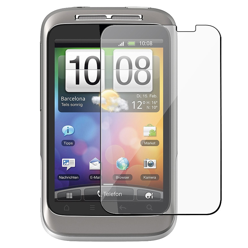 INSTEN Anti-scratch Screen Protector for HTC Wildfire S
