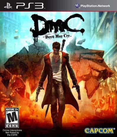 PS3- Devil May Cry: DMC