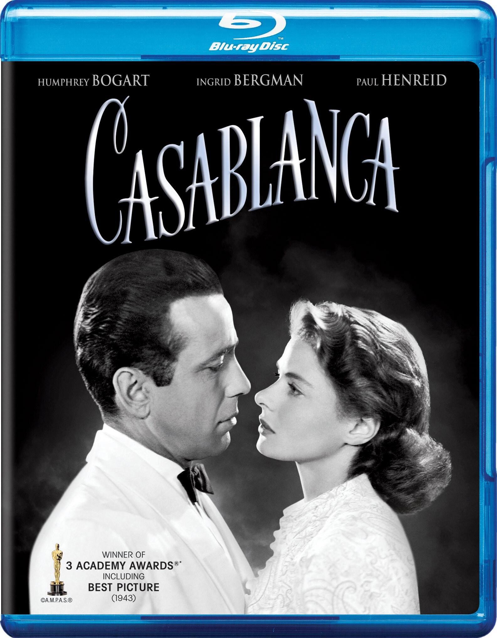 Casablanca: 70th Anniversary (Blu-ray Disc)