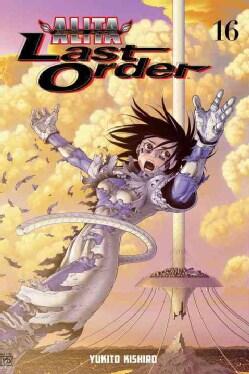 Battle Angel Alita: Last Order 16 (Paperback)
