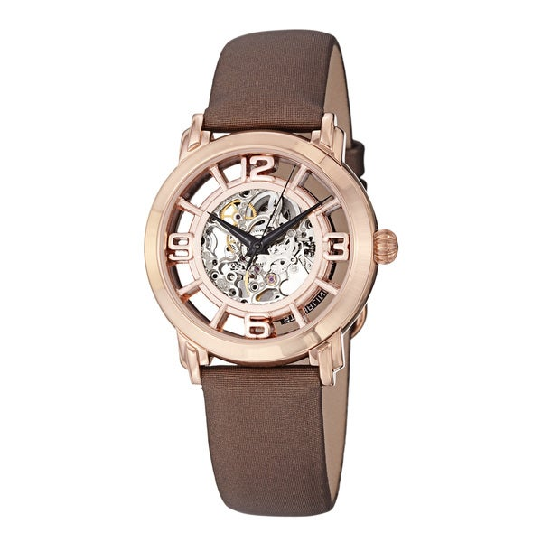 stuhrling original s winchester automatic brown