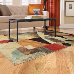 New Wave Magical Multi Rug (8' x 10') - Thumbnail 1