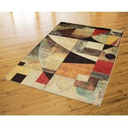 New Wave Magical Multi Rug (8' x 10') - Thumbnail 2