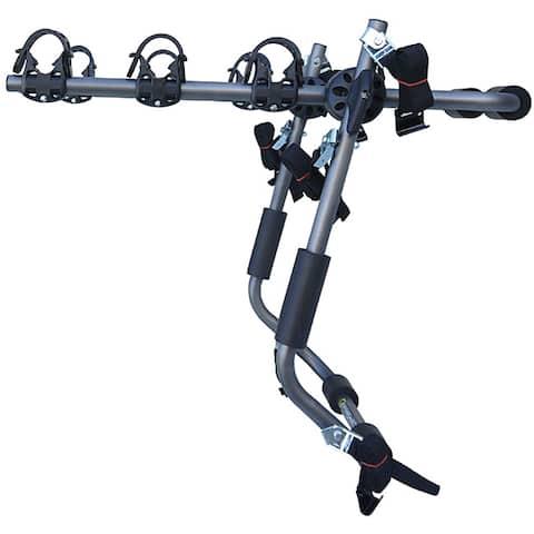 SpareHand 'Contour VR-648' Trunk-mount 3-Bike Carrier