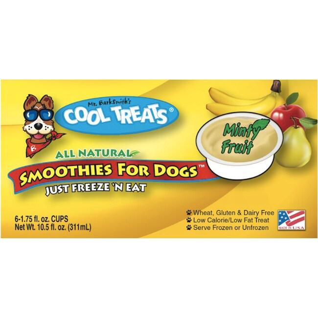 Cool Treats Fruit/Mint Smoothie 6pk