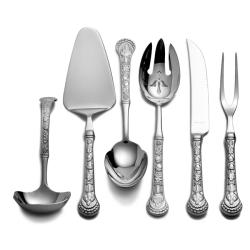 Fiskars Wallace Turkey 6-piece Hostess Set