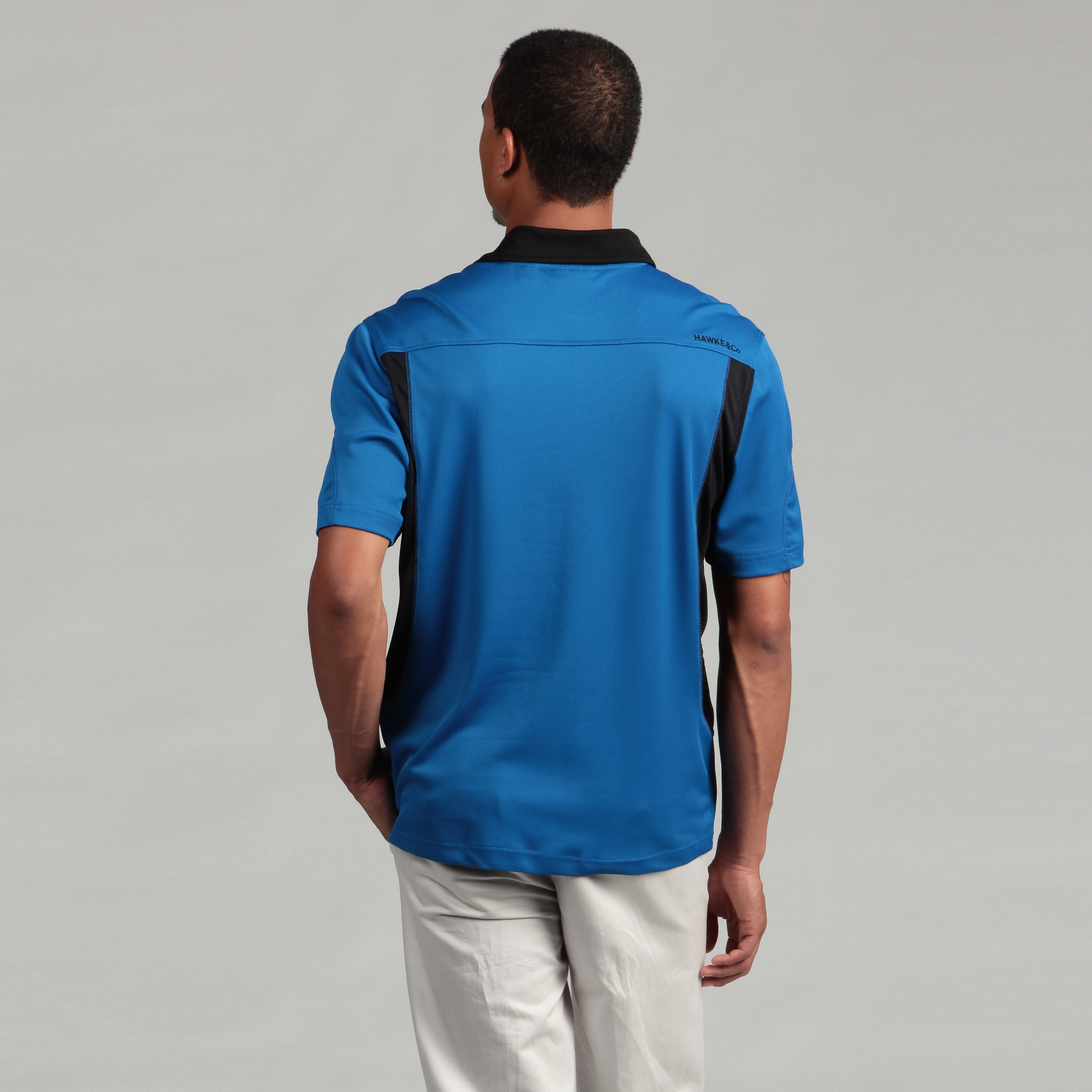 Hawke & Co Polo Shirt Performance Sportswear
