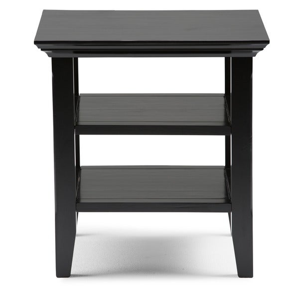 WYNDENHALL Normandy End Table   Free Shipping Today   Overstock.com    14227272