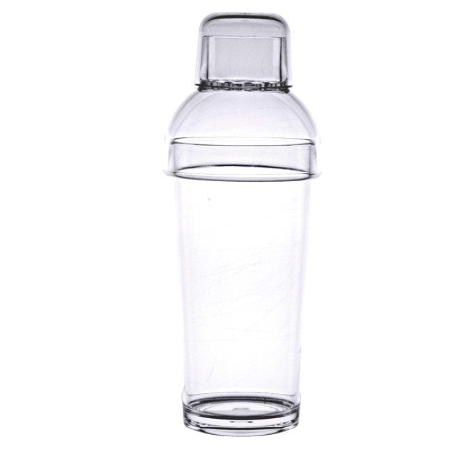 Shot and Cocktail Shaker 16-ounce
