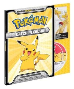 Catch Pikachu!: A Pokemon Deluxe Look & Listen Set