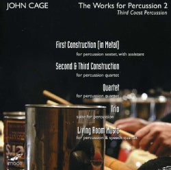 Third Coast Percussion - Cage: The Works for Percussion 2