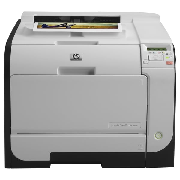 HP LaserJet Pro M451DN Laser Printer - Color - 600 x 600 dpi Print -