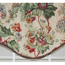 Shallis Bouquet Cornice Valance