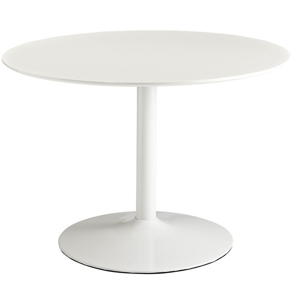The Revolve White Dining Table