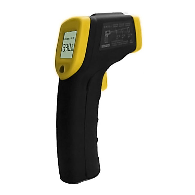 Infrared Thermometer and Thermal Leak Detector