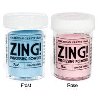 American Crafts Zing! Opaque One-ounce Image Embossing Powder