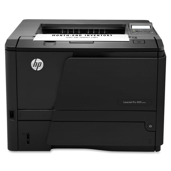 HP LaserJet Pro 400 M401N Laser Printer - Monochrome - 1200 x 1200 dp