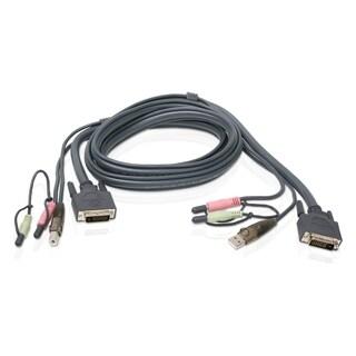 IOGEAR G2L7D02UI KVM Cable