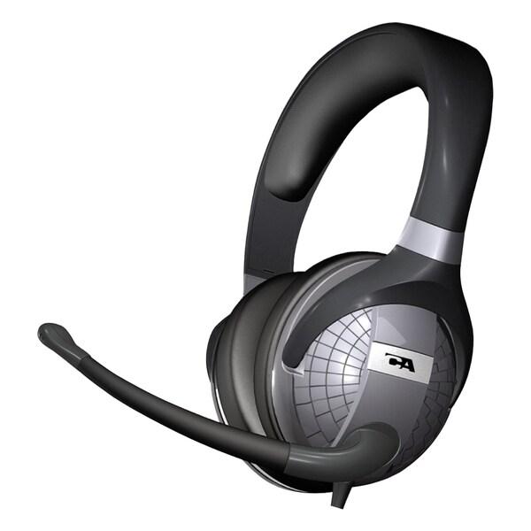 Cyber Acoustics AC-9648 Premium USB Stereo Headset