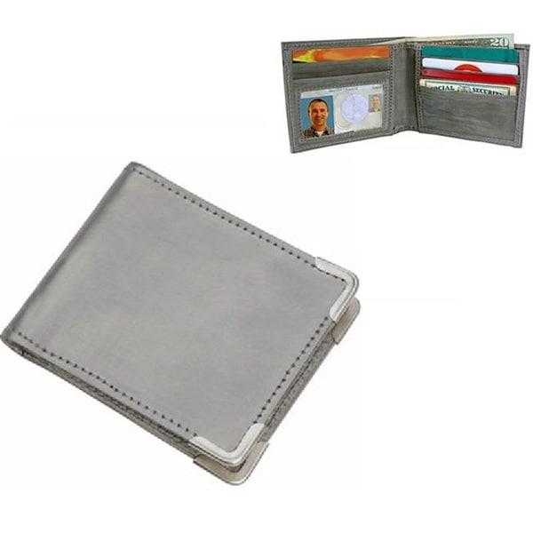 Flexible Stainless-Steel RFID Blocking Wallet