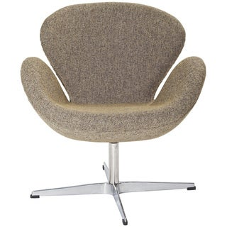Oatmeal Arne Jacobsen Swan Chair