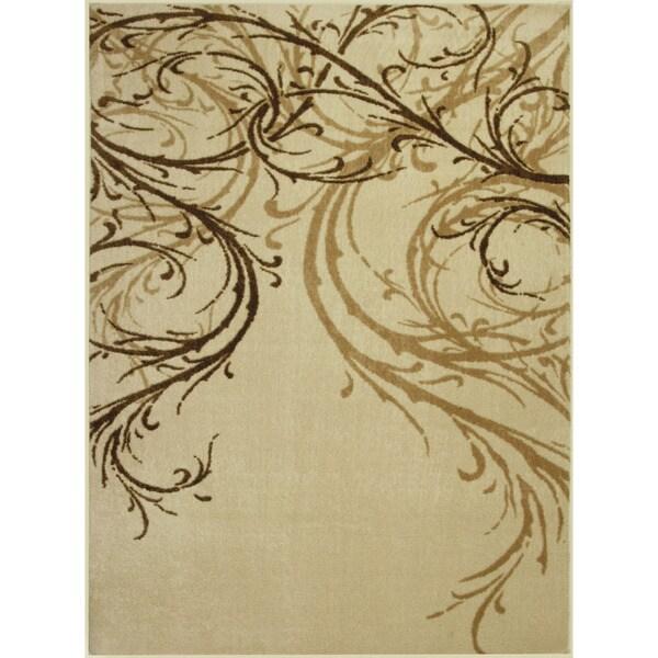 Somette Allestra Emotion Sand Rug (4' x 6')