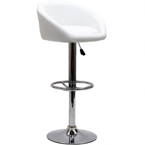 Marshmallow White Barstool Free Shipping Today