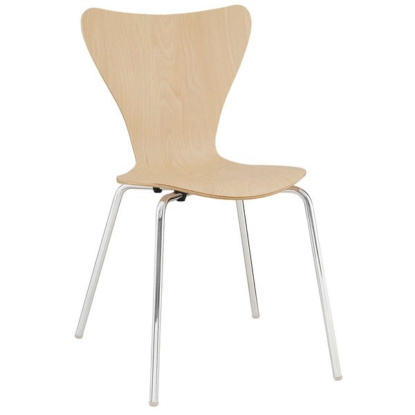 Natural wood dining chair free shipping today