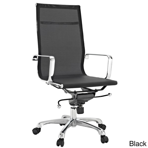 Regis All-mesh Black High Back Conference Office Chair
