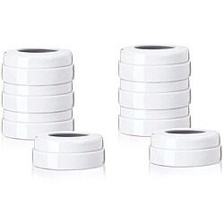 Philips AVENT BPA-free Bottle Screw Rings (Pack of 8)